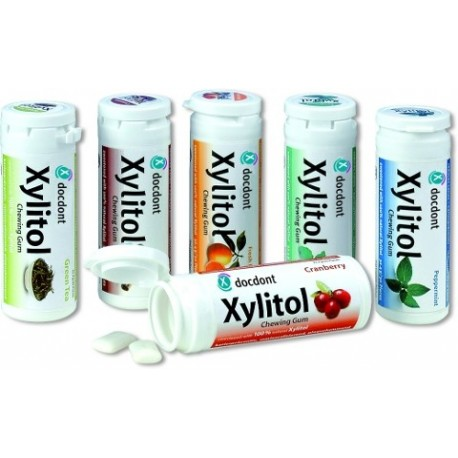 XYLITOL CHEWING GUM - THE' VERDE