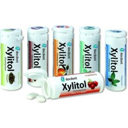 XYLITOL CHEWING GUM - MIRTILLO